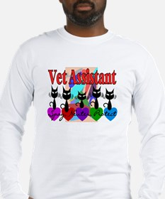 More Veterinary Long Sleeve T-Shirt