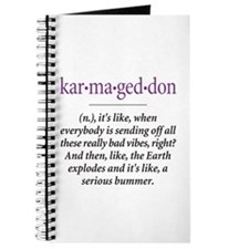 Karmageddon - Journal