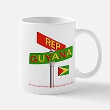 REP GUYANA Mug