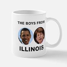 Blagojevich / Obama Mug