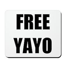 free yayo - Mousepad