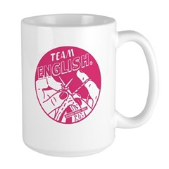 Team English Mug