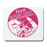 Team English Mousepad