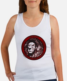 LION, TRIBE OF JUDAH Women's Tank Top