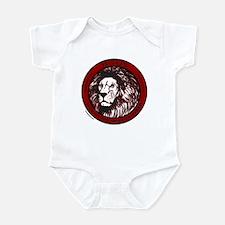 LION, TRIBE OF JUDAH Infant Bodysuit