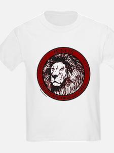 LION, TRIBE OF JUDAH T-Shirt