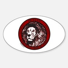 LION, TRIBE OF JUDAH Decal