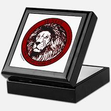 LION, TRIBE OF JUDAH Keepsake Box