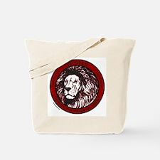 LION, TRIBE OF JUDAH Tote Bag