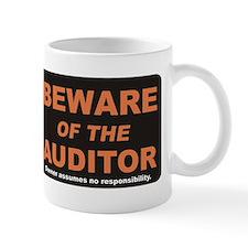 Beware / Auditor Mug