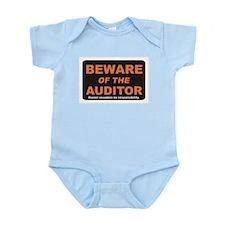 Beware / Auditor Infant Bodysuit