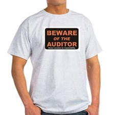 Beware / Auditor T-Shirt