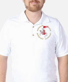 Knight 1 Golf Shirt