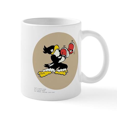 334th FS Fighting Eagles Mug