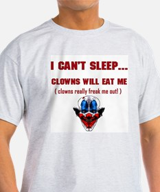 Evil Clowns T-Shirt