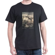 Arthur Rackham's Marjorie and Margaret T-Shirt