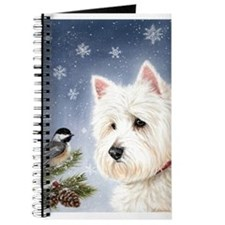 WESTIE WINTER WONDERS Journal