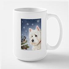 WESTIE WINTER WONDERS Mug