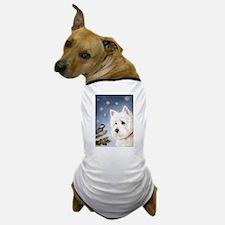WESTIE WINTER WONDERS Dog T-Shirt