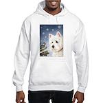 WESTIE WINTER WONDERS Hooded Sweatshirt