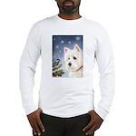 WESTIE WINTER WONDERS Long Sleeve T-Shirt