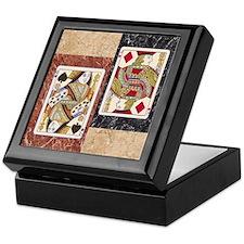 Pinochle - Keepsake Box