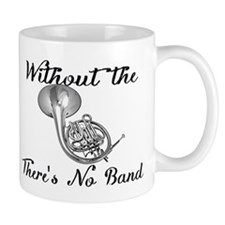 Without the French Horn Mug