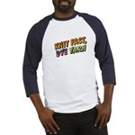Knit Fast, Dye Yarn Baseball Jersey