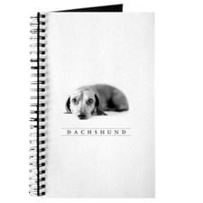 Dachshund Lover's Classic Personal Journal