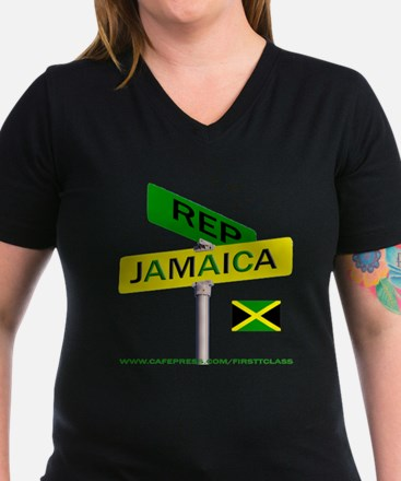 REP JAMAICA Shirt