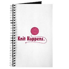 Knit Happens Journal