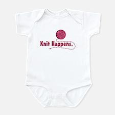 Knit Happens Infant Bodysuit