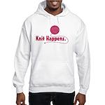 Knit Happens Hooded Sweatshirt