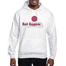 Knit Happens Hoodie