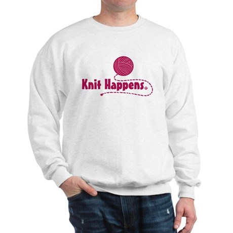 Knit Happens Sweatshirt