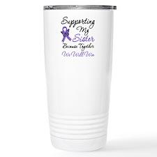 Hodgkin's Support Sister Travel Mug