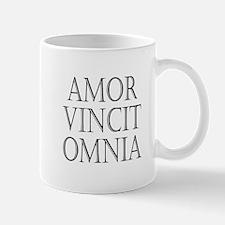 Amor vincit omnia Mug