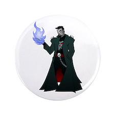 "The Deadman Skull Logo 3.5"" Button"