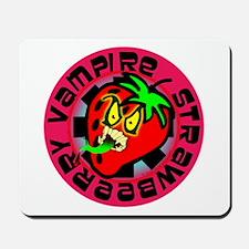Vampire Strawberry Mousepad