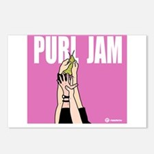 Purl Jam Postcards (Package of 8)