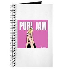 Purl Jam Journal