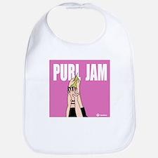 Purl Jam Bib
