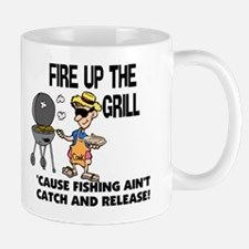 Fire Up The Grill Mug