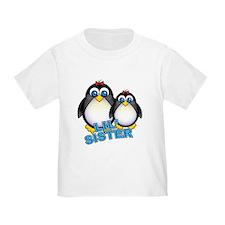 Lil' Sister Penguins T