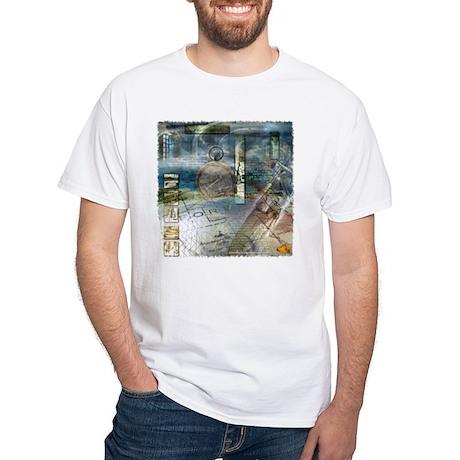 Progressions White T-Shirt