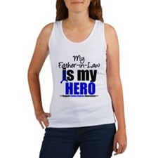 Colon Cancer Hero Women's Tank Top