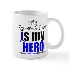 Colon Cancer Hero Mug