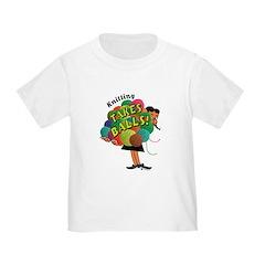 Knitting Takes Balls Toddler T-Shirt