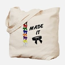 Made It 3 Tote Bag
