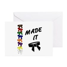 Made It 3 Greeting Cards (Pk of 20)